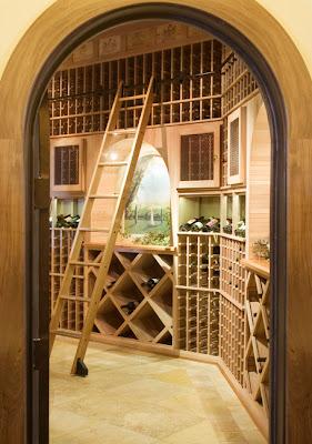 Kyle Kozak oregon wine cellar photographer