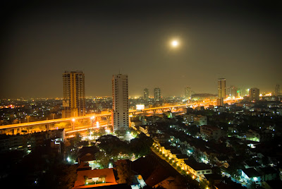 Bangkok Thailand skyline Hotel Professional stock photographer