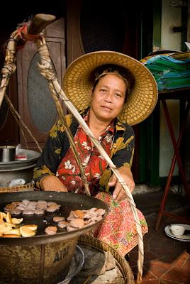 Thailand Professional stock photography Thai vendor