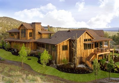 Central Oregon Brasada Ranch Architectural Photographer