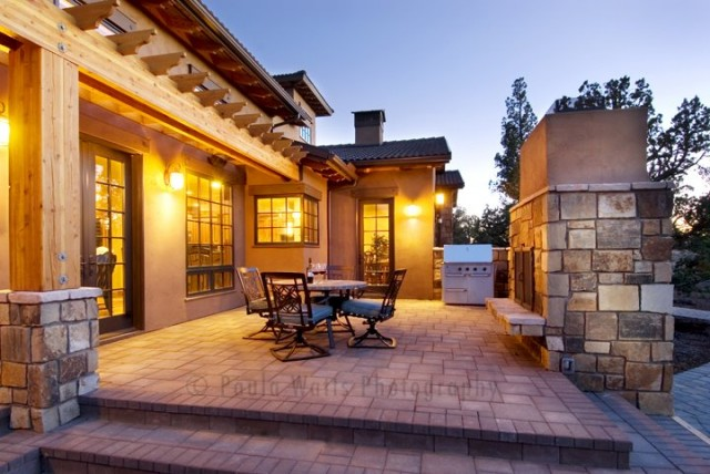 Pronghorn Professional Exterior Architectural Photography