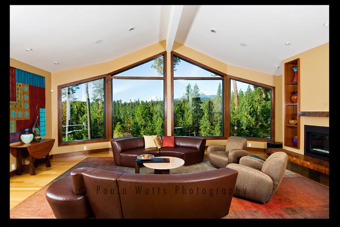 Central Oregon Professional Architectural Photographer