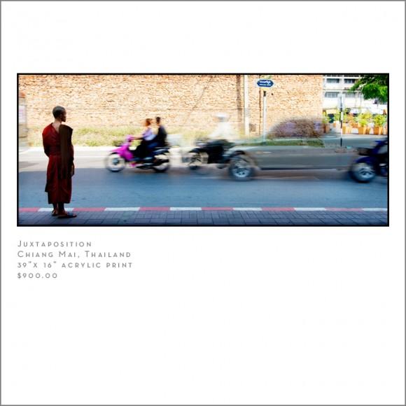juxtaposition Chaing Mai Thailand Travel Photo Journalist