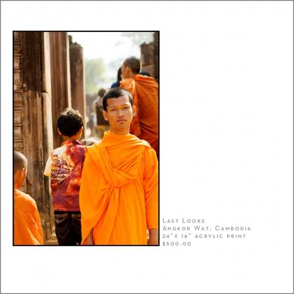 Cambodia Angkor Wat Monk Travel Photographer