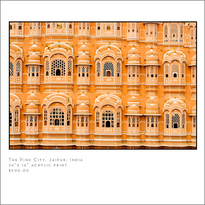 pink city Jaipur india U.S. travel photographer