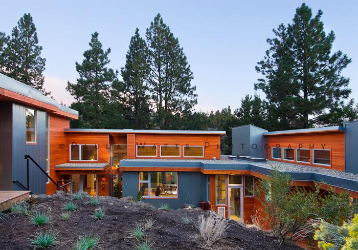 Central Oregon Modern Architecture Photographer