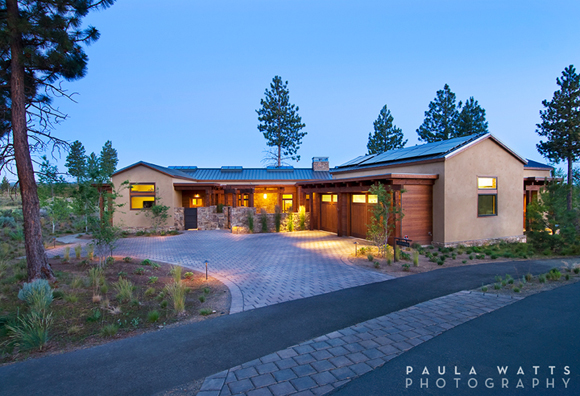 Bend Oregon's professional architecture photographer