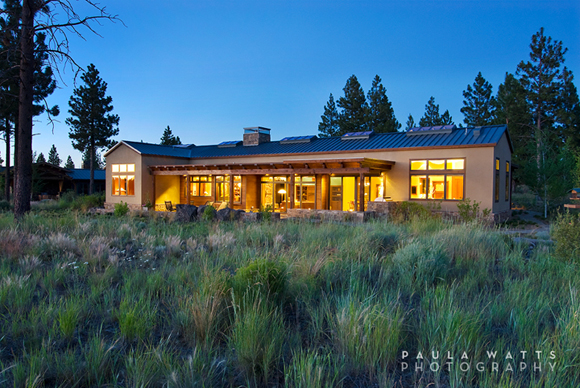 central  oregon professional architecture photography