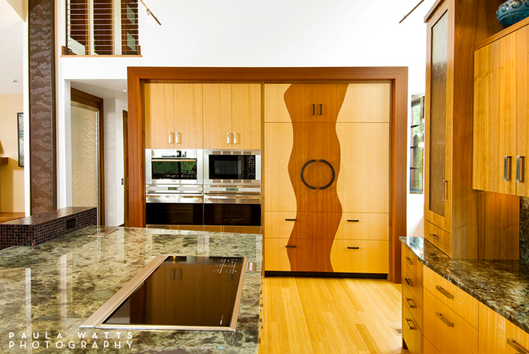 Kitchen Modern Architecture Photographer Oregon