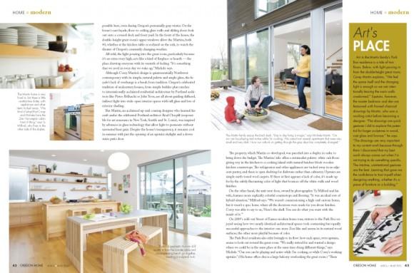 Portland Oregon Editorial Architectural Photographer