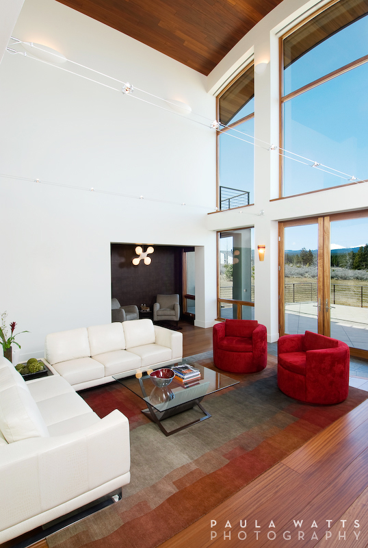 Modern Oregon Architecture Photography