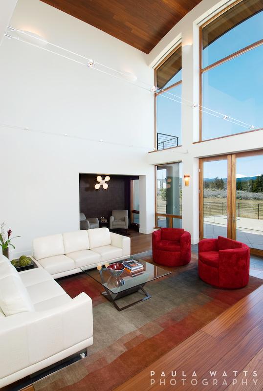 Modern Oregon Architecture Photography