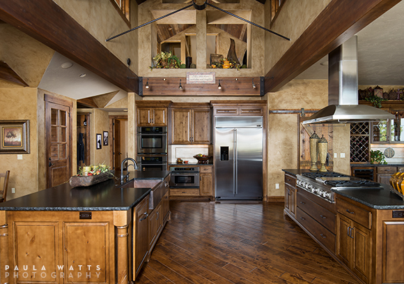 Mount Bachelor Design Studio Architects Bend Oregon Interior Kitchen