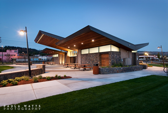 Exterior Architectural photographer Oregon