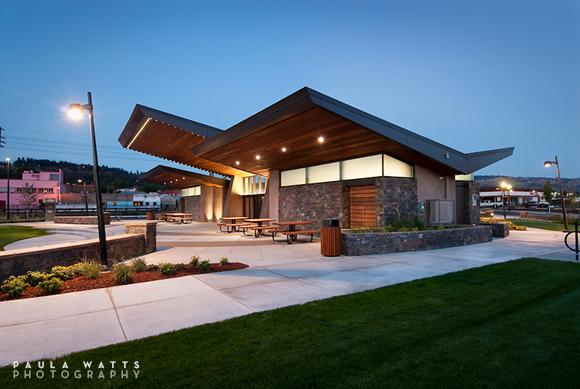 Exterior Architectural photographer Oregon