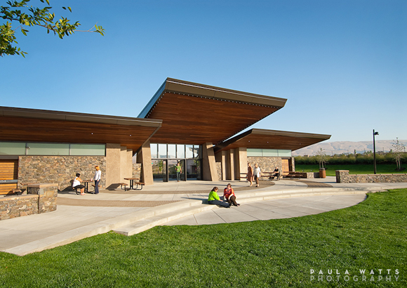 exterior commercial architectural photography Oregon