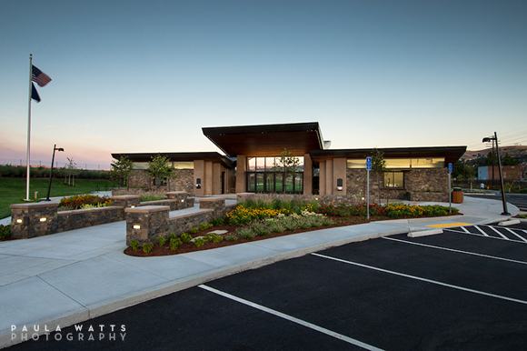 Architectural Photographer Commercial building exterior