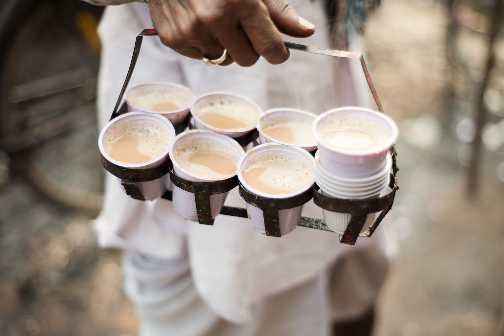 travel photographer chai story delhi india